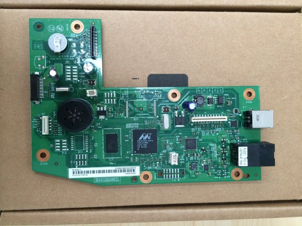 Formatter Board For HP formatter board for m1212 (CE832-60001)  M1216 M1212 M1213NF M1212NF CE832-60001 1213 1216NF formatter pca assy formatter board logic main board mainboard mother board for hp m775 m775dn m775f m775z m775z ce396 60001