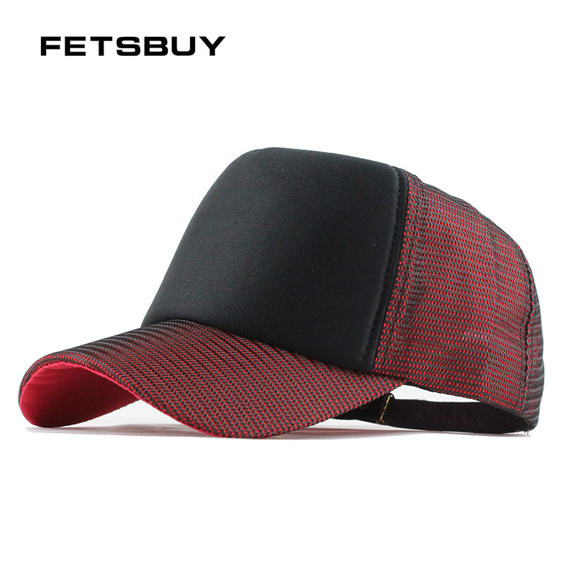 FETSBUY   Baseball     Caps   wholesale Fitted Adjustable   Cap   Trucker Vintage Casquette Lightning Women Men Gorras Hip-Hop Hat f154