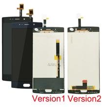 5.5 بوصة ل DOOGEE BL7000 شاشة الكريستال السائل + مجموعة المحولات الرقمية لشاشة تعمل بلمس 100% الأصلي اختبار LCD + اللمس محول الأرقام BL 7000 + أدوات
