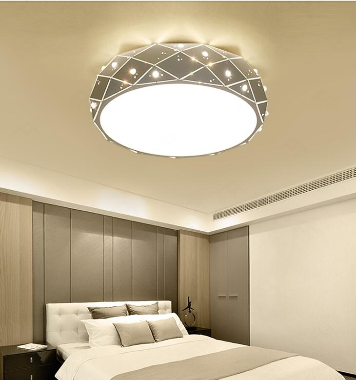 Ceiling Lights & Fans Hearty Creative Led Crystal Ceiling Lamp For Corridor Living Room Bedroom Crystal Downlight Led Spotlight Modern Style Lighting Fixture