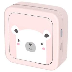 Image 4 - Bluetooth máy in xách tay của nhãn sticker 58mm máy in ảnh nhiệt mini máy in nhiệt cho android điện thoại di động