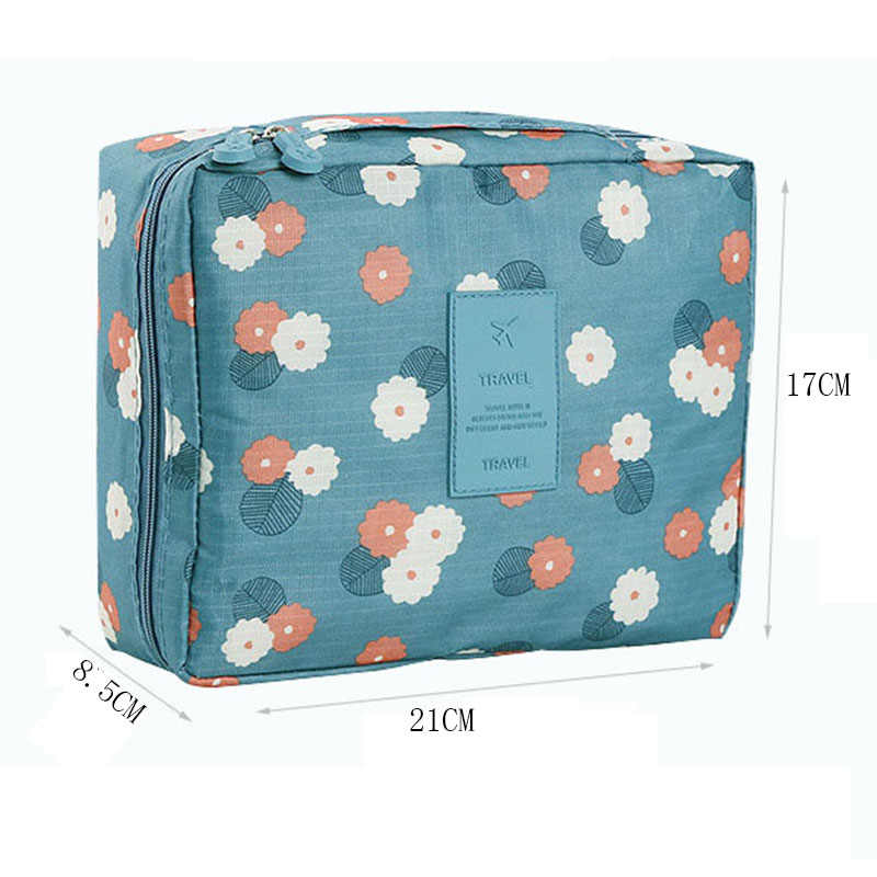 8a1a92701db8 ... Neceser Zipper Beauty Case Women Makeup Bag Cosmetic Bag Case Make Up  Organizer Toiletry Bag Kits ...