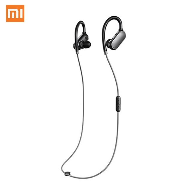 Latest Xiaomi Sports Bluetooth 4.1 Earphone Music Headphone Earbuds Mic Waterproof Wireless Headset for Xiomi Mi6 Smartphone
