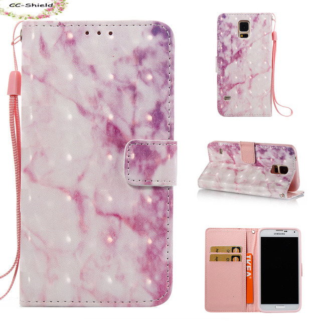 3D Flip Case for Samsung Galaxy S5 S 5 neo G903 SM-G900f SM-G903f SM-G900I SM-G900FD G900FD G900f G903F Case Phone Leather Cover