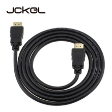 JCKEL 1 5m 3D 4K HDMI Cable HDMI Male to HDMI Male Adapter HD Video Connector