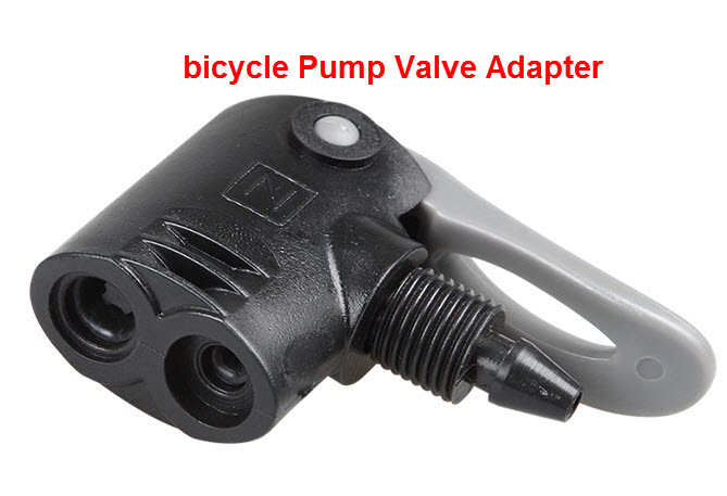 Flexible Schrader Bicycle Cycle Bike Car Toy Pump Valve Adapter Connector