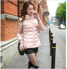 2016 Winter New Fashion Women Down jacket Elegant Hooded Thick Super Warm Jacket Women Slim Big yards Short Leisure Coat G2278