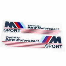 Free shipping Excellent New 3D M rearview mirror car Sticker Badge case for E34 E36 E60 jacket E46 E39 X1 X3 X6 car styling