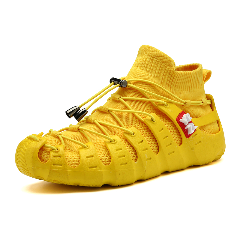 Moda casual Zapatillas transpirables para mujer, 5