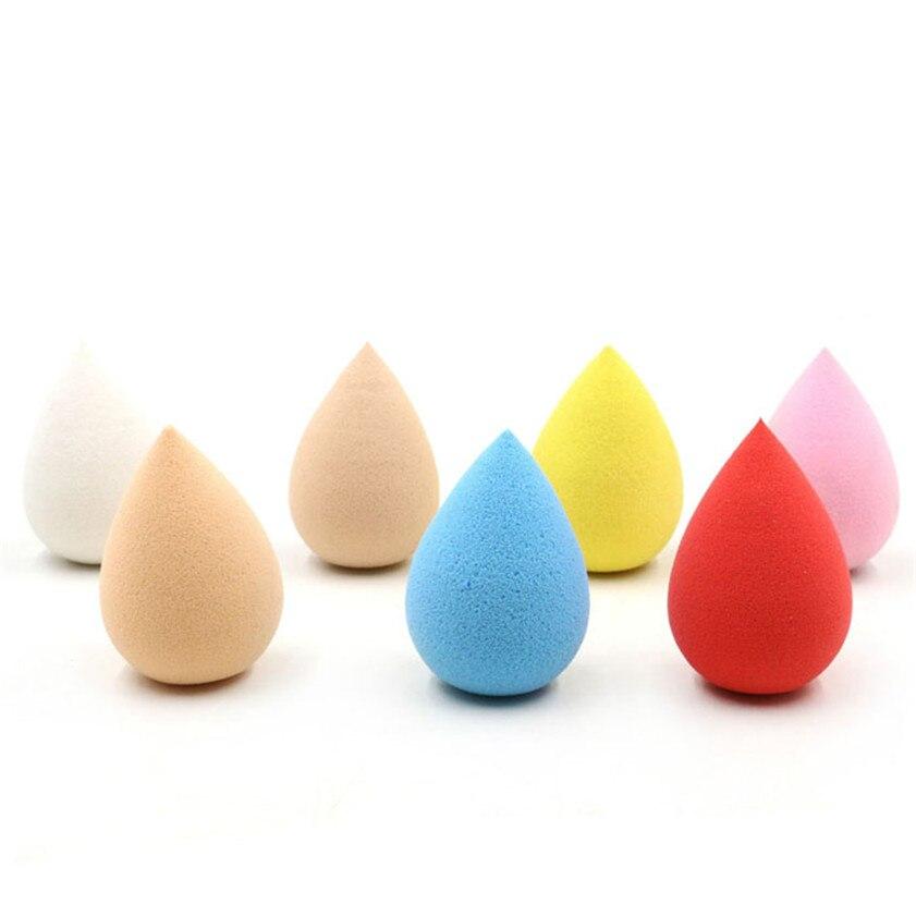 Alta Qualidade Gota de Água Maquiagem Blender Foundation Blending Puff Flawless Pó Suave Beauty Cosméticos