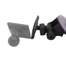 Автомобильный gps Держатель для навигатора Спортивная камера кронштейн 7 см Присоска 4 отверстия gps навигатор крепление для garming Тамтам gps