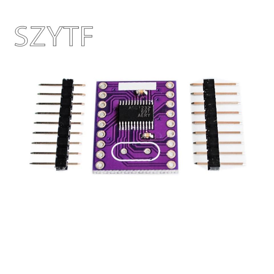 ADS1232 24-bit Ultra Low Noise Analog To Digital Converter ADS1232IPWR