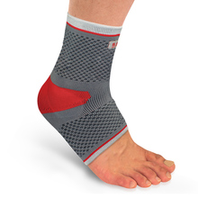 Kuangmi Compression Knitted Ankle Sleeve Support Plantar Fasciitis Foot Silicone Pad Football Sock Brace Ankle Protector Warmth