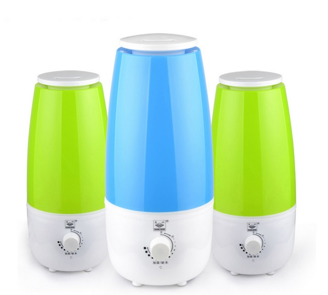SYV01-1,free shipping,33W Tabletop 2.5L Water Bottle Mini Home Ultrasonic Humidifier Purifier,Air Freshener Diffuser