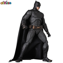 Movies The Dark Knight Batman Figure Joint movable with Accessories MAFEX 056 Justice League Action Figure Model  Kids Toy