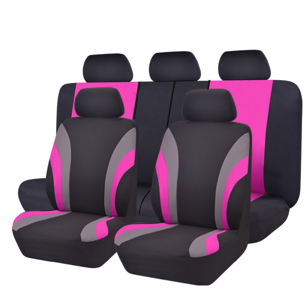 Car-pass Asientos de coche Cubiertas de tela de malla Asientos - Accesorios de interior de coche - foto 5