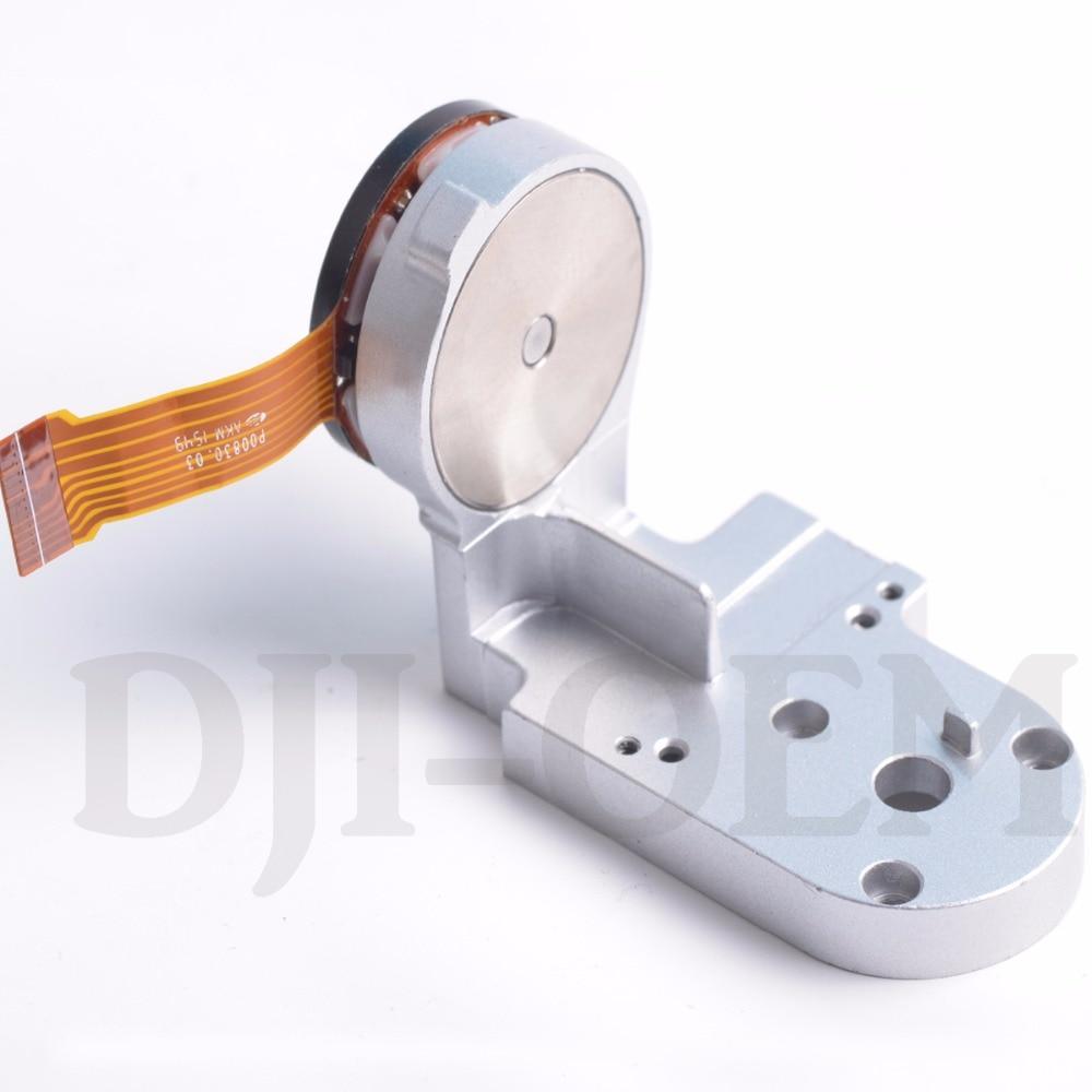 DJI Phantom 3 Standard Gimbal Roll Arm & Motor GENUINE DJI OEM PART dji phantom 3 pro adv gimbal yaw arm roll yaw cover 4pcs replacement aluminum parts