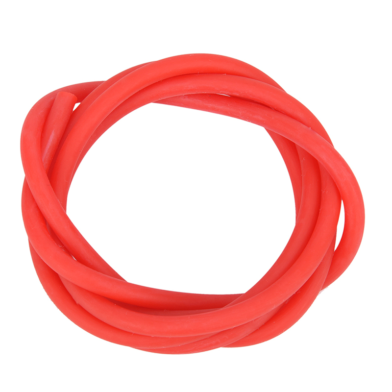 Slingshots Rubber Tube 1m 1.8x4.2mm Latex Tubing Band For Slingshot Hunting Catapult Elastic Part Fitness Bungee 4 Colors