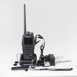 Image 5 - Dual Band Digital walkie talkie DM 1701 DMR Two way radio Ham Amateur Radio dual time slot Tier II ( dm 5r plus upgrade version)