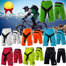 Summer Motocross MTB Bicycle Quick Dry Breathable Cycling Sports Shorts Unisex