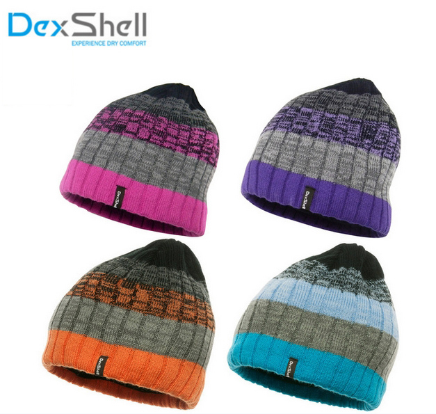 ФОТО Men/women high quality breathable coolmax wool running waterproof/windproof outdoor sport beanie knitted winter snow caps/hats