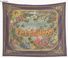 The Sound of Pretty Odd Wall Tapestry Cover Beach Towel Throw Blanket Picnic Yoga Mat Home
