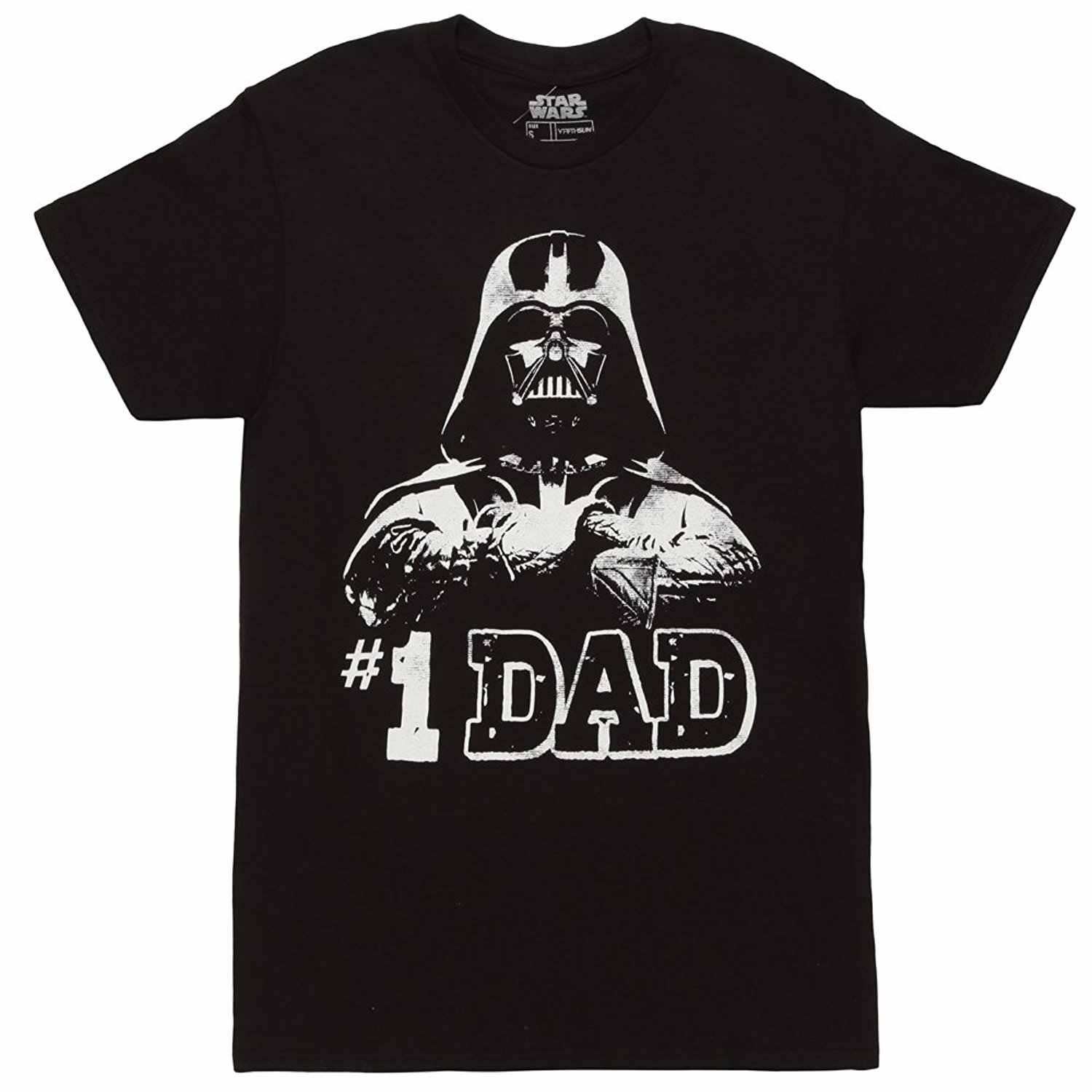 d275702c Detail Feedback Questions about Star Wars #1 Dad Darth Vader Father's Day T  Shirt Short Sleeve Mens Fashion Print T Shirt Plus Size Fashion Style on ...