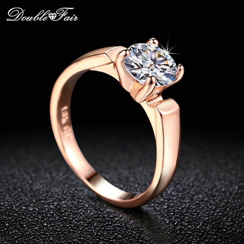 Ringe Einstellbar Ringe Für Frauen Anillos Mujer Gold Und Silber Ring Doppel Ball Elegante Shinning Ringe Schmuck Mode 2019