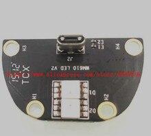 Placa de circuito de luz LED trasera Original para DJI Inspire 1, accesorios para drones