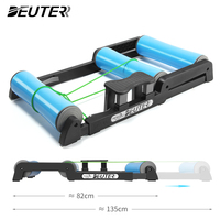 Bike Trainer Rollers Indoor Home Exercise Cycling Training Fitness Bicycle Trainer 24 26 27.5 29MTB 700C Road Bike Rollers