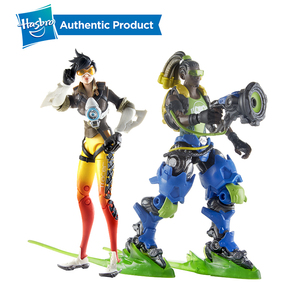 Image 2 - Hasbro Overwatch Ultimates Tracer Sombra Lucio Blackwatch Reyes 6 Inch Collectible Action Figures Hot Sale Popular In Market