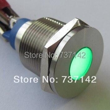 ELEWIND IP67 герметичный металлический сигнальная лампа (PM19F-D/g/12 v/s)