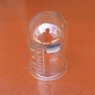 250ml Glass Dissolving Cup Bottle Standard Laboratory Chemical Apparatus