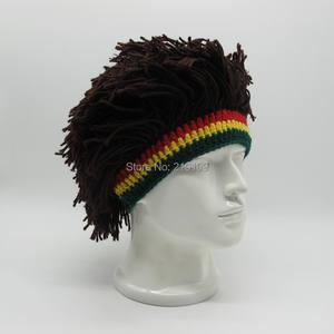 91b07af6dff Mr.Kooky Men Knit Hat Funny Cap Beanies Hair Accessories