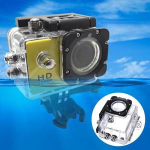 Image 2 - חדש חיצוני ספורט פעולה מצלמה תיבת מקרה מקרה עמיד למים עבור מצלמה אביזרי SJ4000 SJ4000 + SJ7000 SJCAM עם שחור מהדורה