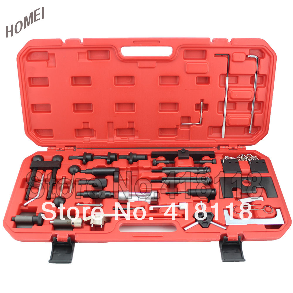Professional Auto Tool Set for Volkswagon VW & Audi VAG Engine Timing Set Petrol Diesel Tool стоимость