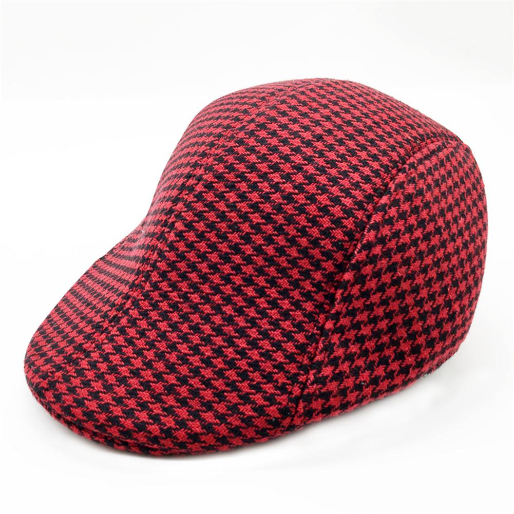57921a59449 Simple Peaceminusone Outdoor Warm Keeping Pxg Golf Beret Flat Cap Gravity  Falls Duckbill Cap Golf Hat For Men   Women -in Golf Caps from Sports ...