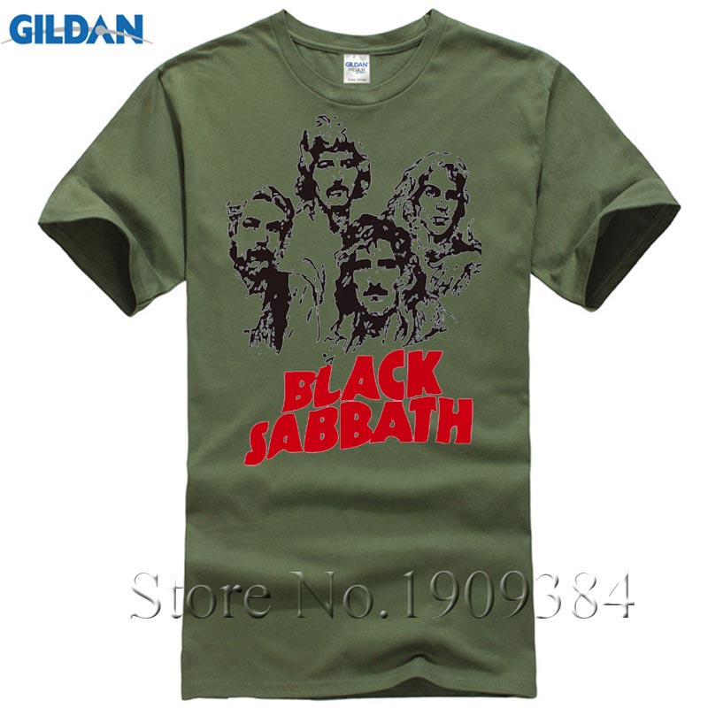 Black Sabbath Uns Tour 78 T shirt Heavy Metal Rock erwachsene T...