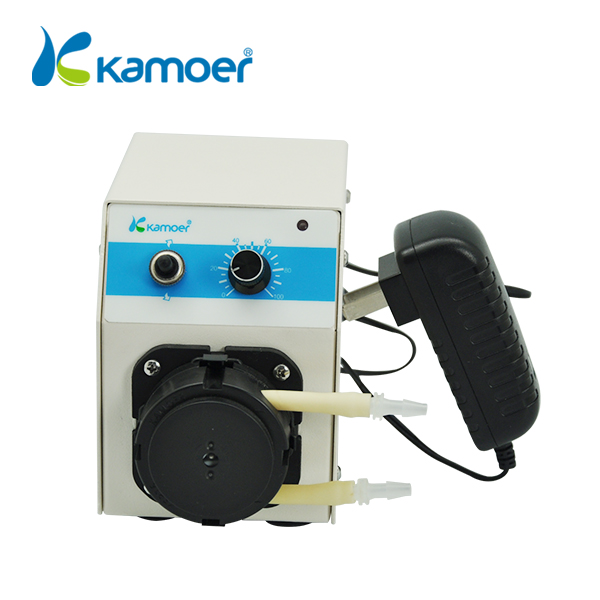 Kamoer KCP-PRO lab chemical dosing pump peristaltic pump micro water pump 24V electric pump with flow rate adjustable kamoer kcp pro lab chemical dosing pump peristaltic pump micro water pump 24v electric pump with flow rate adjustable