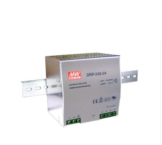 DRP 240 DRP 240 24V10A 12V20A 48V5A Single Output Industrial DIN Rail Power Supply DRP 240