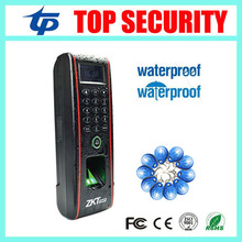 Good quality linux system TCP/IP IP65 waterproof fingerprint and ID card access control TF1700 TCP/IP network access control