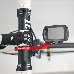 Image 4 - ZRACE Fahrrad Computer Kamera Halterung Out front bike Mount von bike mount zubehör für iGPSPORT Garmin Bryton Wahoo