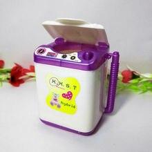 Кукла Аксессуары Дисплей Мебель, Стиральная Машина, диспенсер Для Воды Для Barbie Doll House Для Monster High куклы Baby Toys Подарок