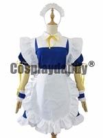 Nanana's Buried Treasure D'arc Hoshino Daruku Maid Dress Cosplay Costume F008
