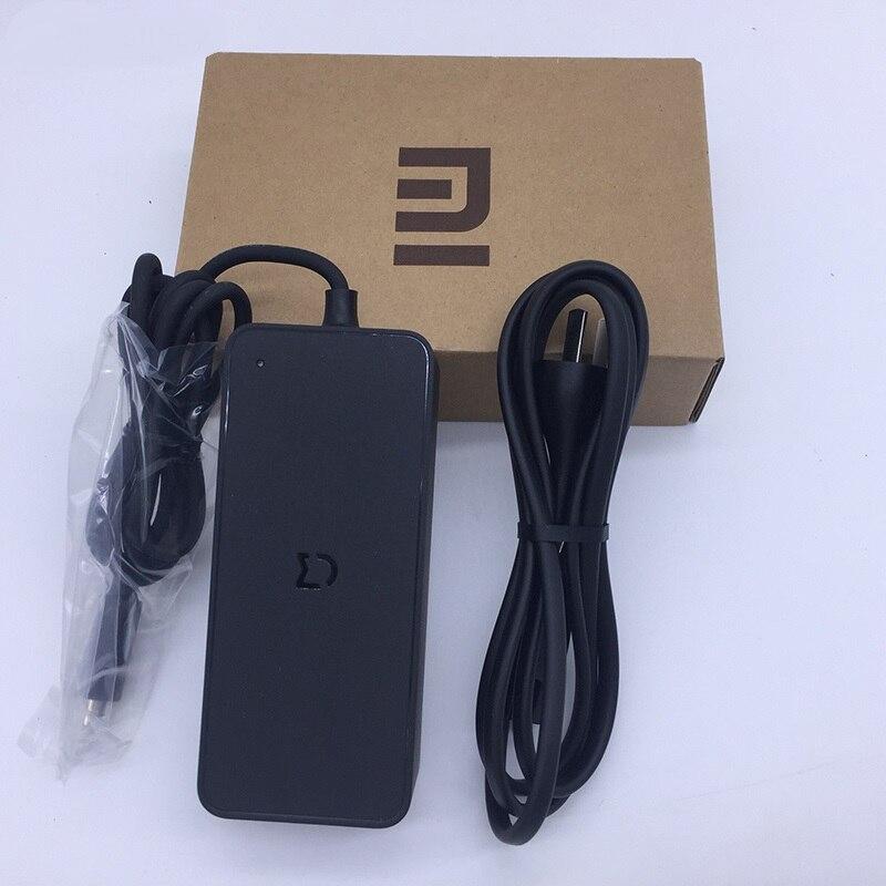 Original pour XIAOMI mijia m365 chargeur de batterie de scooter électrique adaptateur de planche à roulettes pour NINEBOT ES1 ES2 M365Pro chargeur de scooter
