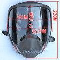 Nueva pintura de máscara de Gas mismo para 3 M 6800 Anti polvo la mascarilla facial máscara de Gas química industria respirador gratis número de seguimiento