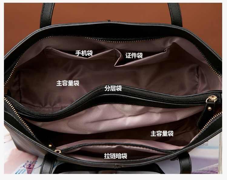 Tas Selempang untuk Wanita Tas Bahu 2019 Kasual Vintage Kulit Lembut Tas Tangan Wanita Tas Messenger Bolsa Feminina Wanita C1081