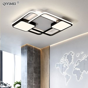 Image 3 - تصميم جديد LED ضوء السقف لغرفة المعيشة غرفة نوم الطعام الإنارة الفقرة تيتو Led أضواء للمنزل تركيبة إضاءة الحديثة