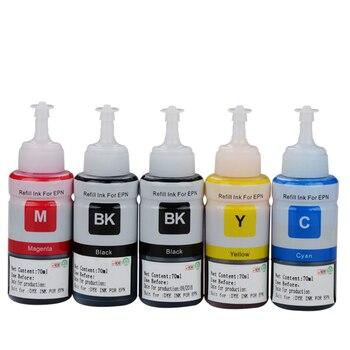 for Epson L200 664 ink Printer ink refill kit L210 L800 L355 L120 L222 L132 L100 L110 L300 L312 L350 L362 L366 L550 L555 цена 2017