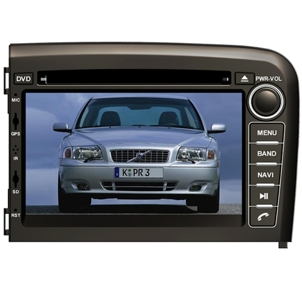 Ectwodvd Wince 6.0 Car Multimedia Player For Volvo S80 1998 1999 2000 2001 2002 2003 2004 2005 2006 Car DVD GPS Radio Stereo